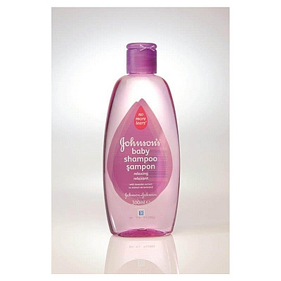 Johnson's baby šampon s lavandom, 300 ml