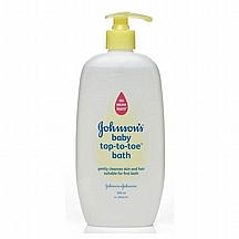 Johnson's baby kupka za tijelo i kosu, Top-to-Toe, 500 ml