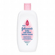 Johnson''s baby soft kupka, 500 ml