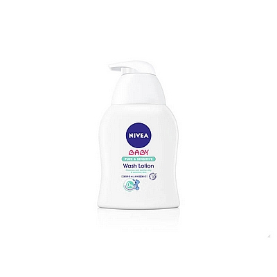 Nivea Baby Pure&Sensitive Losion za pranje, 250 ml