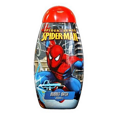 Gel za tuširanje Marvel Heroes, 400 ml