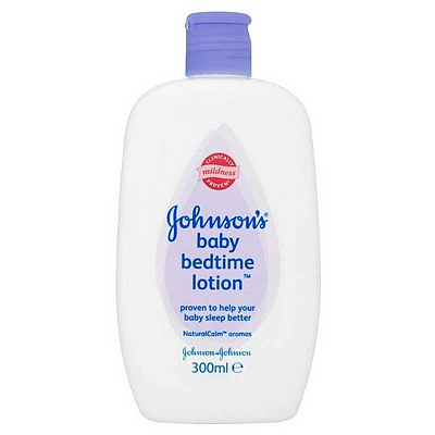 Johnson's baby losion s lavandom, 300 ml