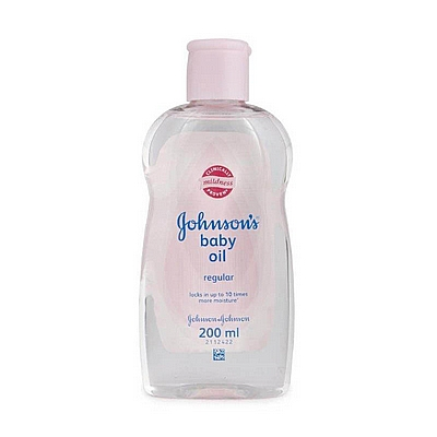 Johnson's baby ulje, 200 ml