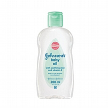 Johnson's baby ulje s aloa verom, 200 ml