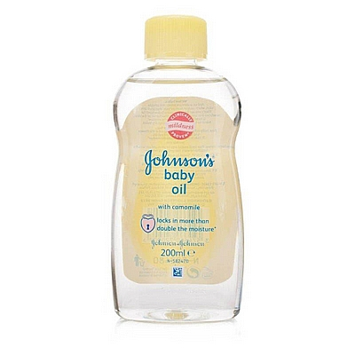 Johnson's baby ulje s kamilicom, 200 ml