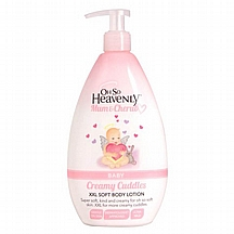 Oh So Heavenly losion za tijelo Creamy cuddles xxl, 500 ml