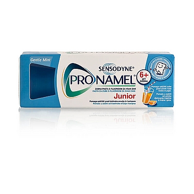 Sensodyne dječja pasta za zube Pronamel junior, 50 ml