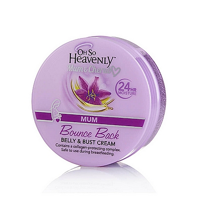 Oh So Heavenly krema za grudi Bounce back, 125 ml