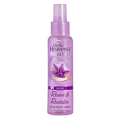 Oh So Heavenly sprej za noge i stopala Revive&revitalise, 100 ml