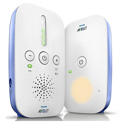 Avent baby monitor dect, SCD 501 Eco