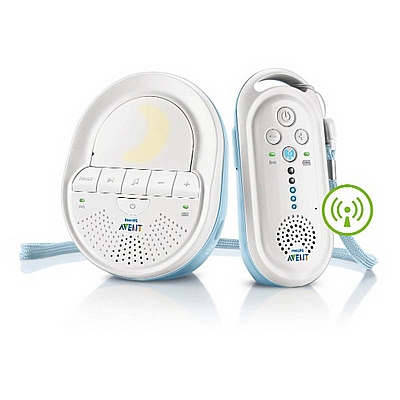Avent baby monitor dect, SCD 505 Eco