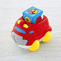 Fisher Price kocke s kuglama u vozilima