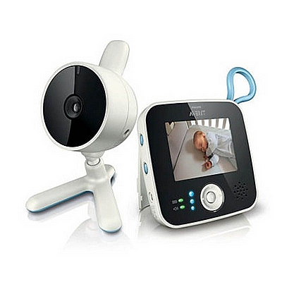 Avent baby video monitor, SCD 610