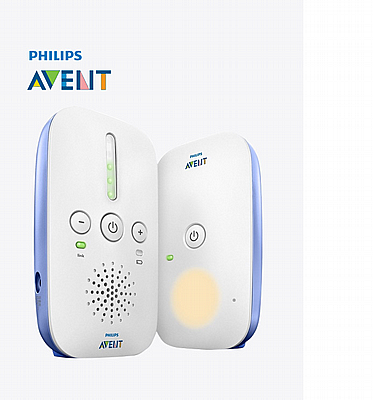 Avent baby monitor dect, SCD 502 Eco