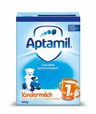 Aptamil® KINDERMILCH 1+ 600g